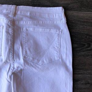 NYDJ Jeans - NYDJ Mini Boot Jeans Optic White Size 12P Petite